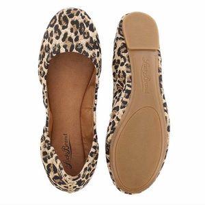 Lucky Brand Emmie Flats. Size 7W